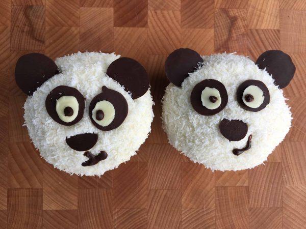 panda cupcakes wu wen xing ya