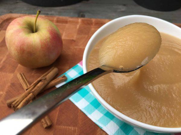zelf appelmoes maken