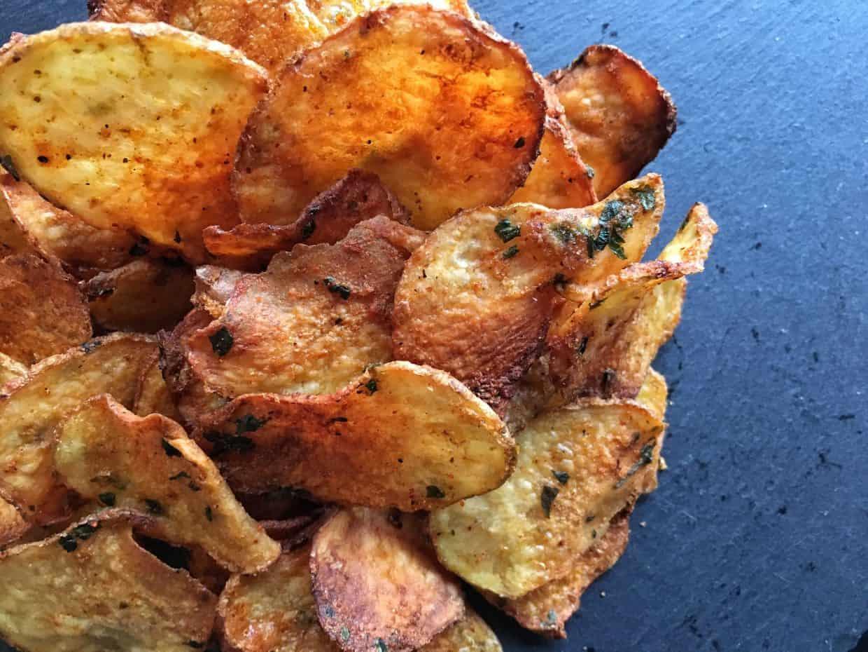 Thai Sweet Chilli Chips zelf maken