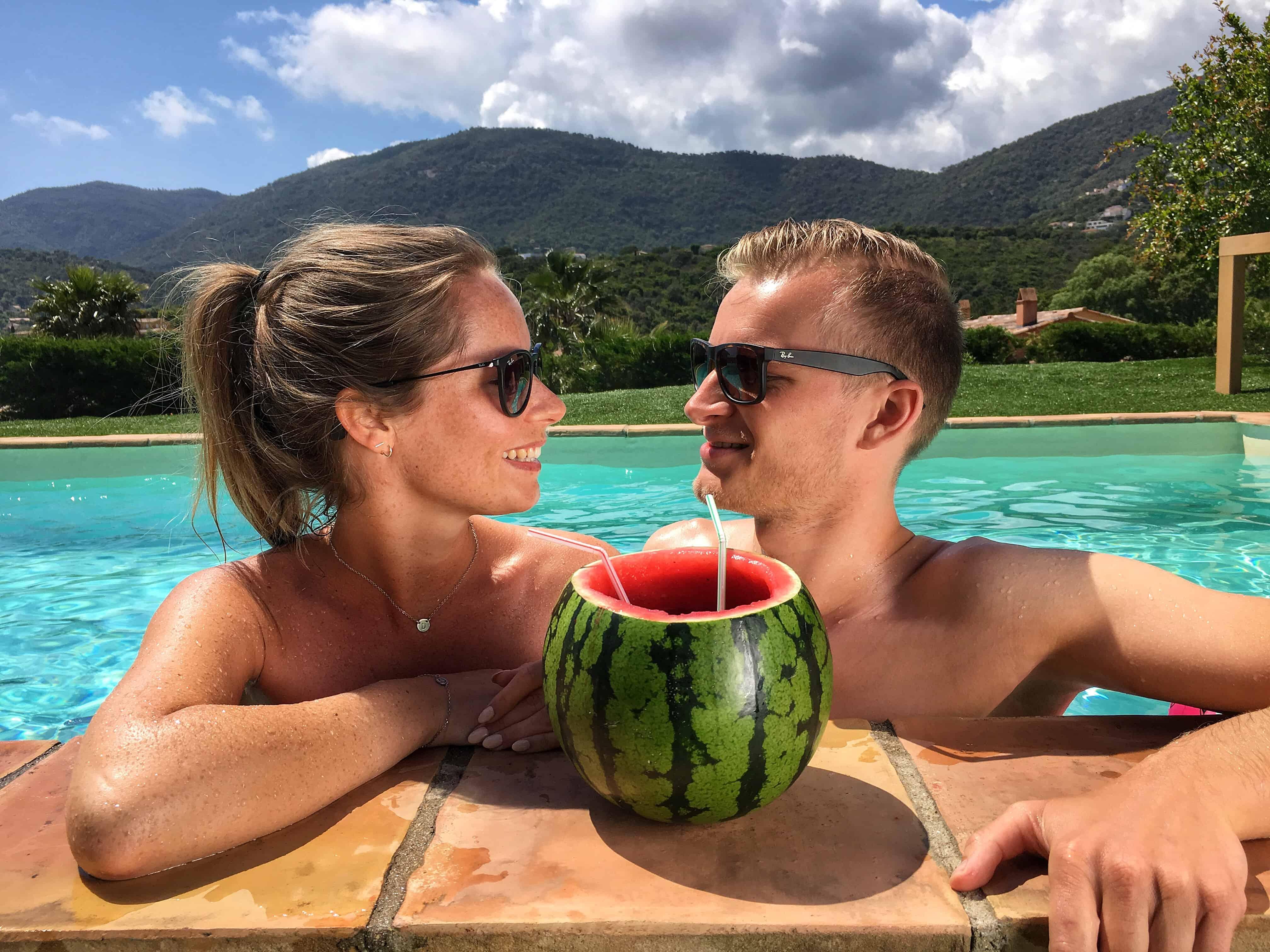 Moet Watermelon Punch