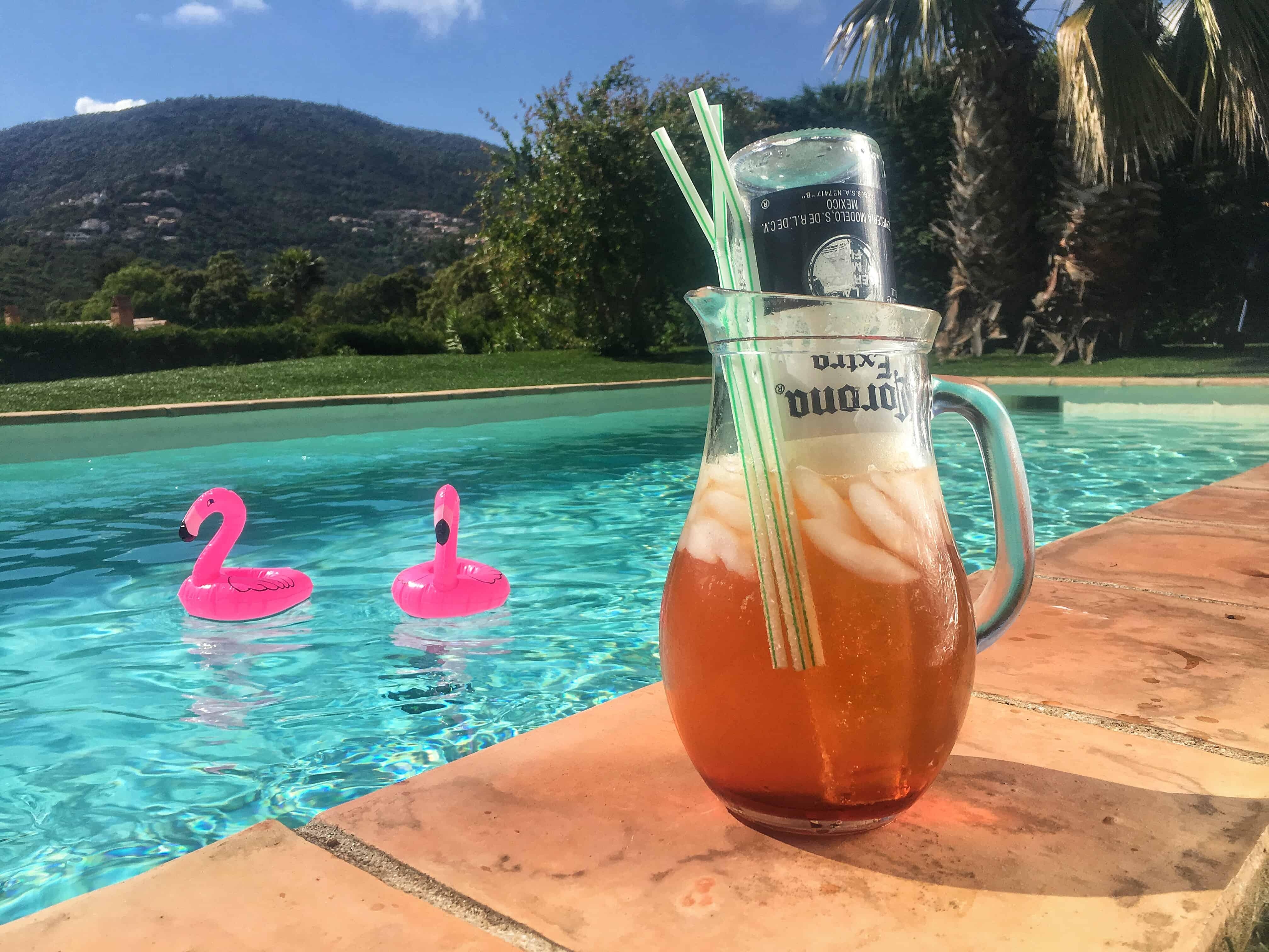 Corona Cocktail