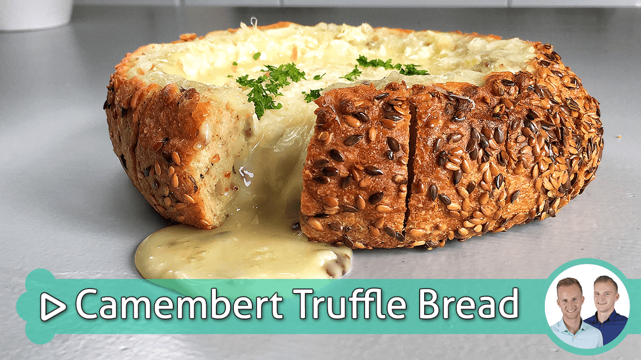 camembert truffle bread