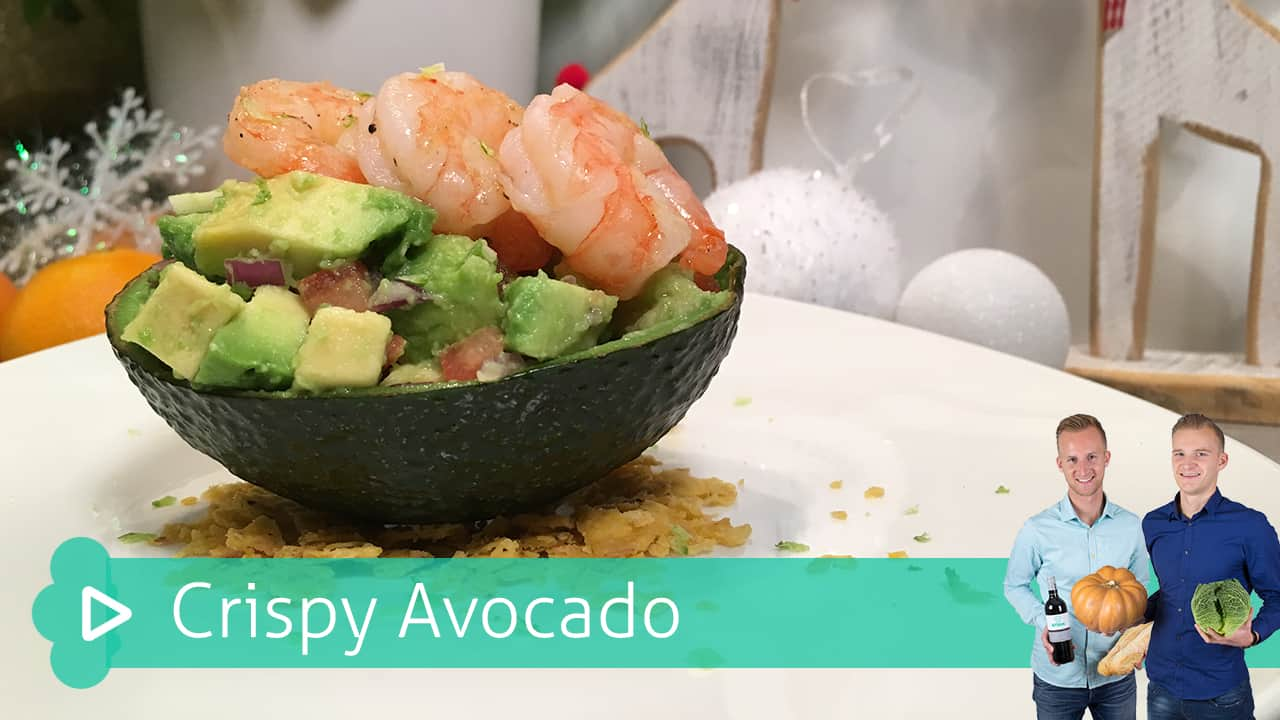 crispy avocado