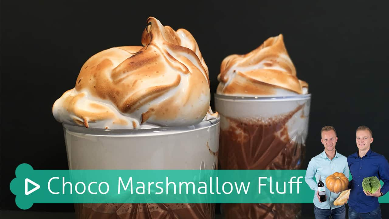 tony chocolonely marshmallow fluff