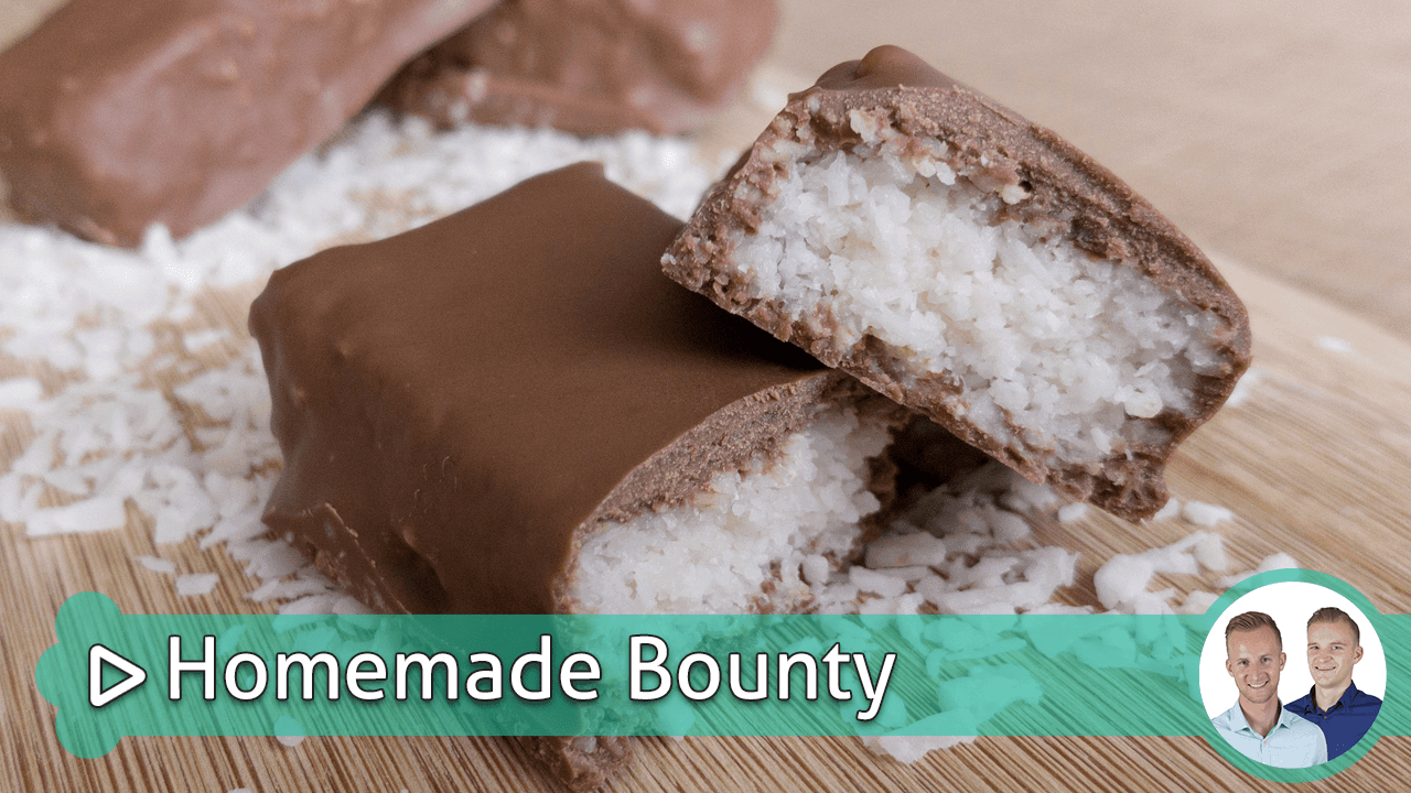 Homemade Bounty