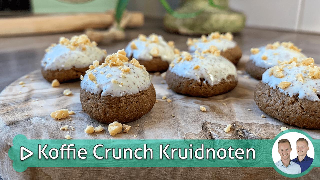 Koffie Crunch Kruidnoten