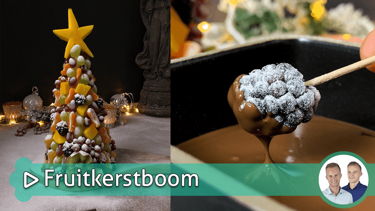 fruitkerstboom