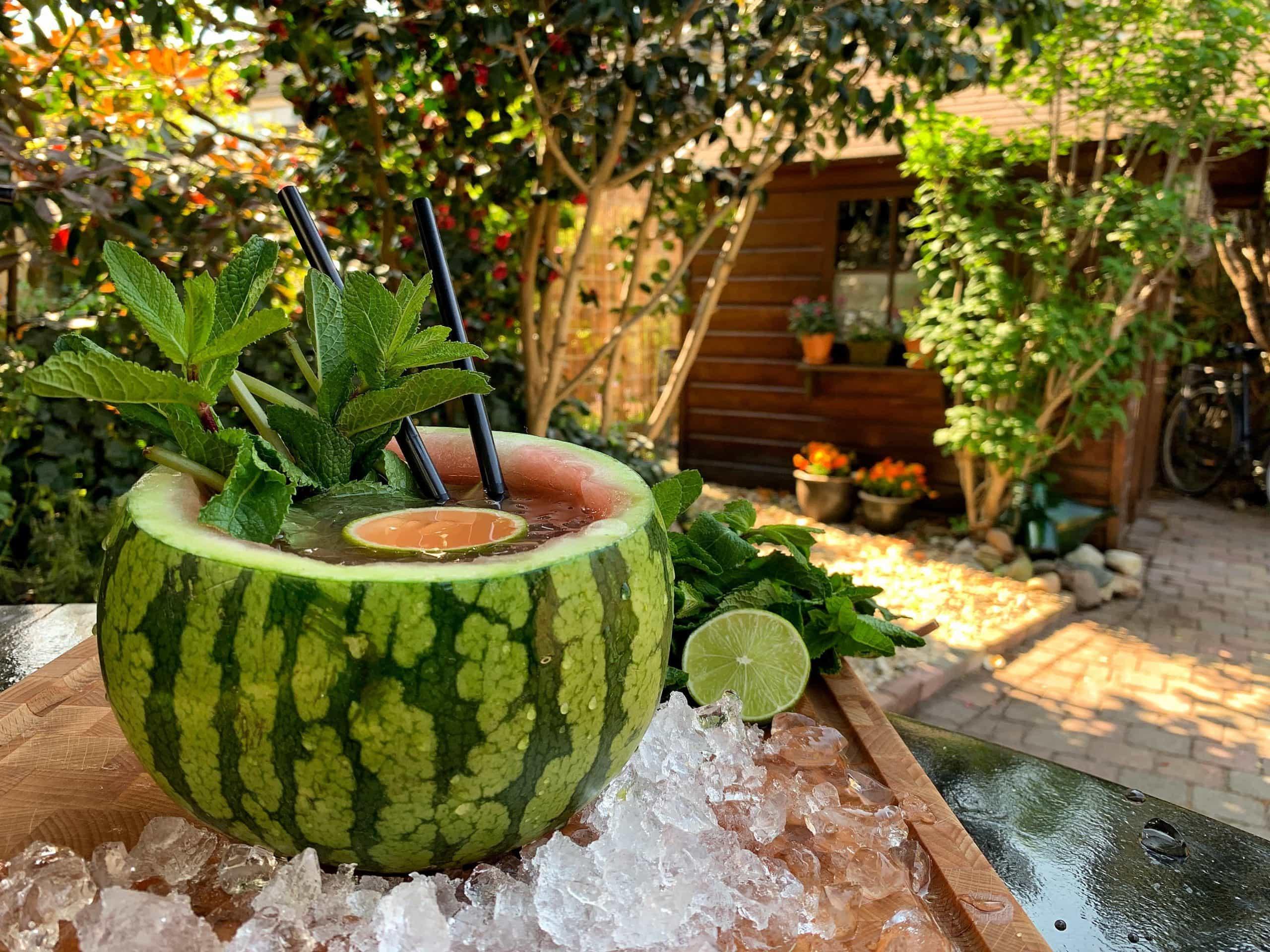 Watermeloen Mojito