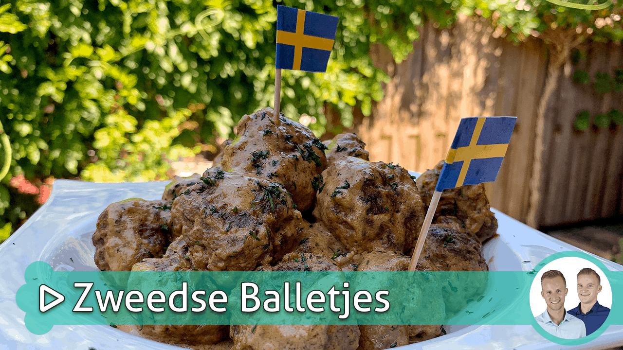 Zweedse Balletjes