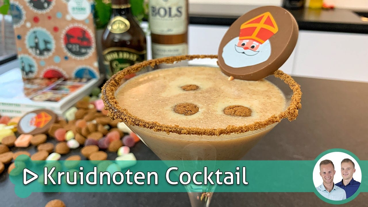Kruidnoten Cocktail