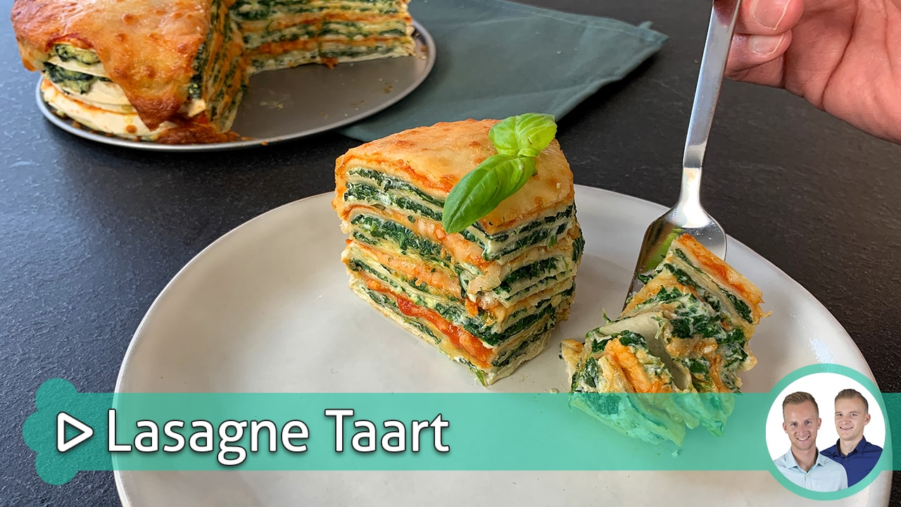 Lasagne Taart