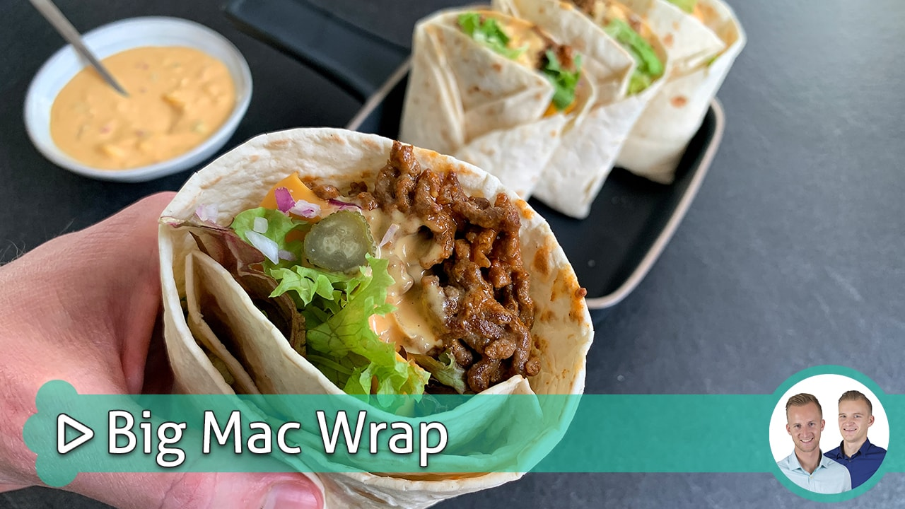 Big Mac Wrap