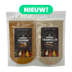 Sterke Smaken 2 nieuwe kruidenmixen
