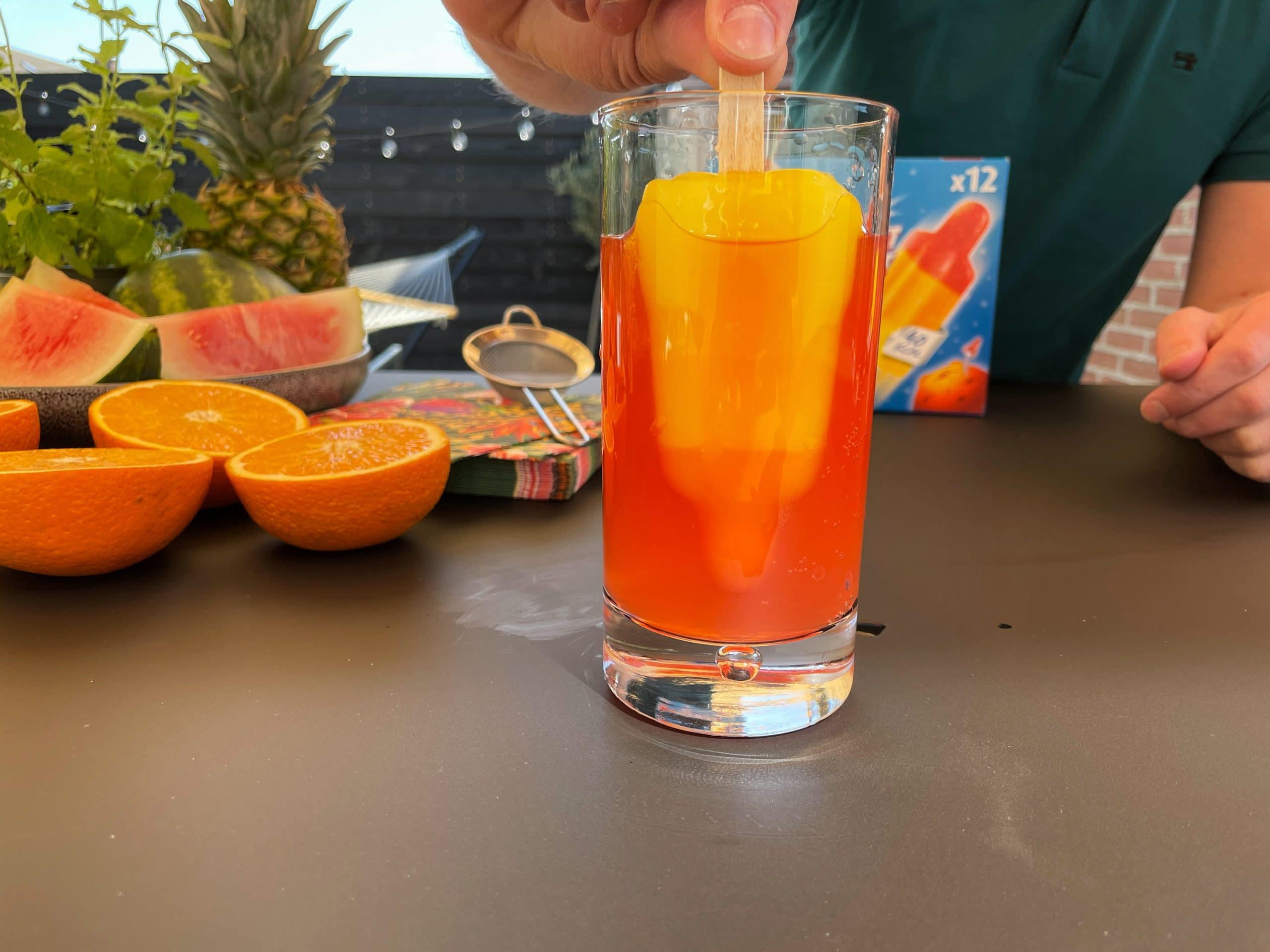 Raketje Cocktail